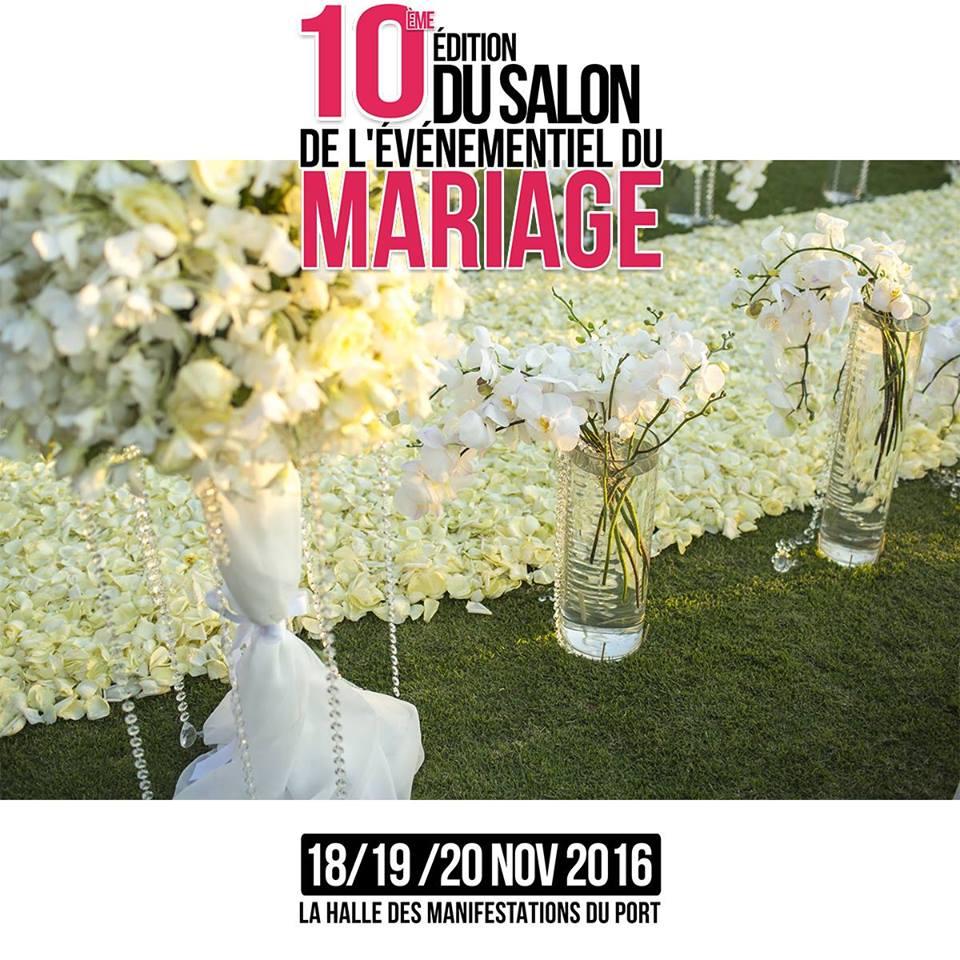 Salon du Mariage : 18, 19 & 20 novembre post thumbnail image
